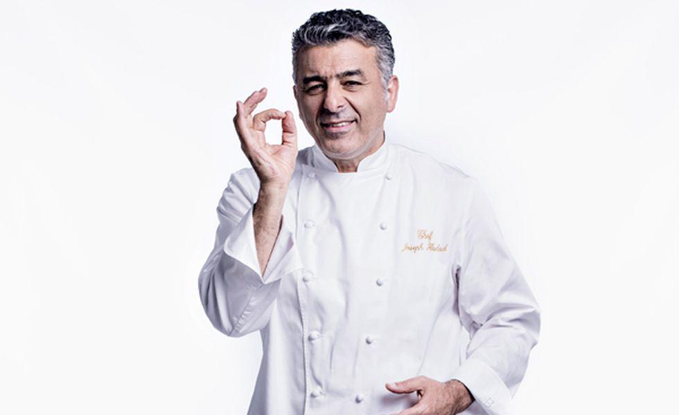 """Joseph Hadad de la """"Top Chef"""" ştie 2000 de reţete"""