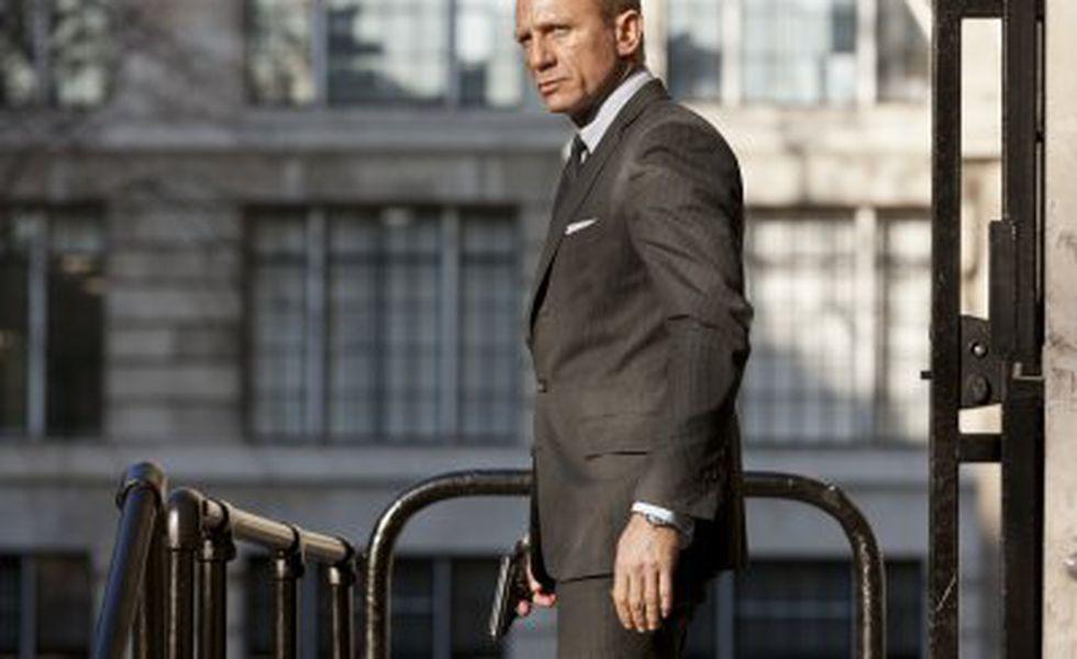 Coordonata Skyfall   Daniel Craig
