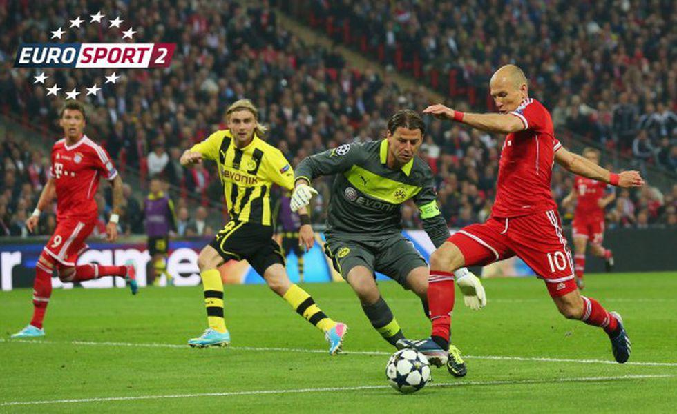 Borussia Dortmund v FC Bayern Muenchen   UEFA Champions League Final