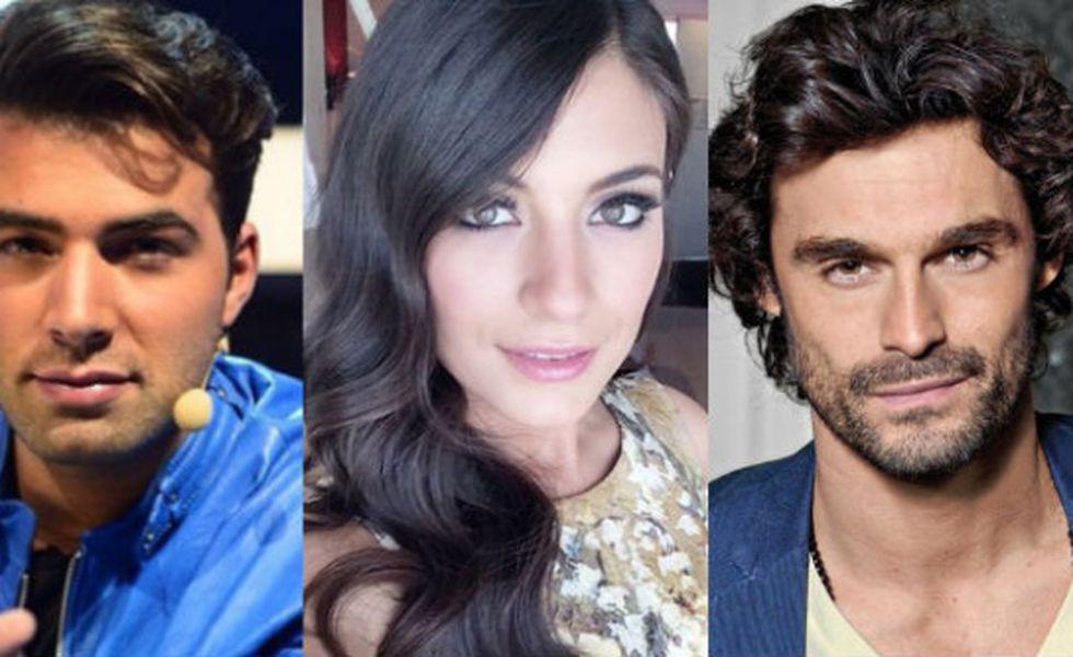 Jencarlos Canela, Ana Brenda Contreras si Ivan Sanchez