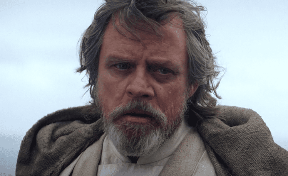 Mark Hamill in filmul The Force Awakens (Photo Lucasfilm)