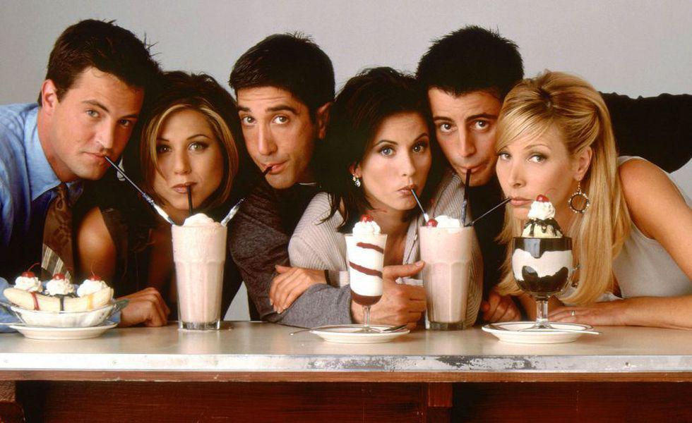 """""""Friends""""""""Prietenii tăi"""" se întorc pe micile ecrane, la Comedy Central"""