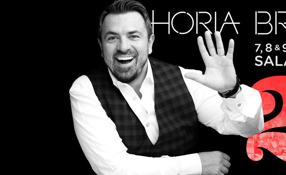 Horia Brenciu Cover FB v3