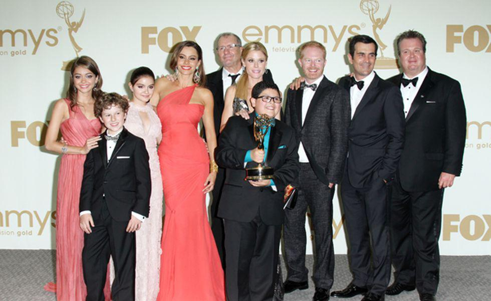 63rd Annual Primetime Emmy Awards, Press Room, Los Angeles, America   18 Sep 2011