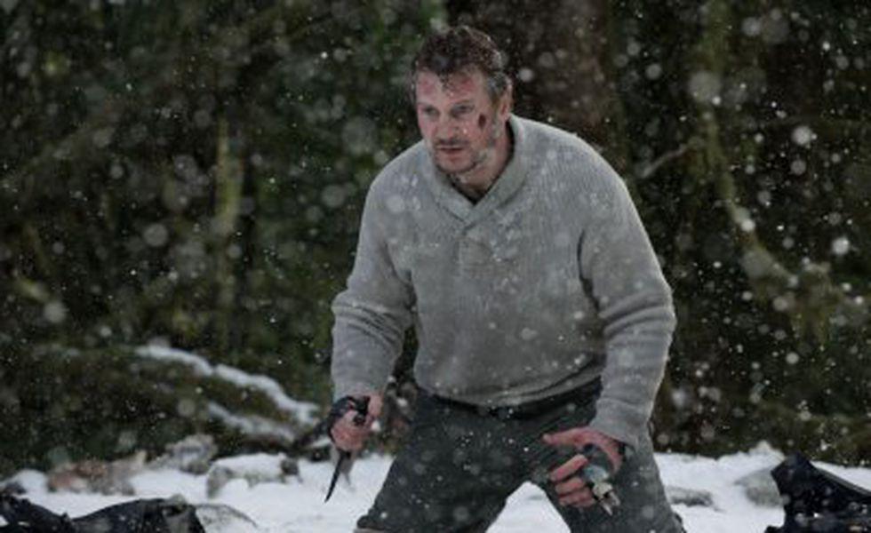 The Grey La limita supravieţuirii   Liam Neeson
