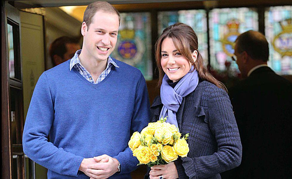 William și Catherine