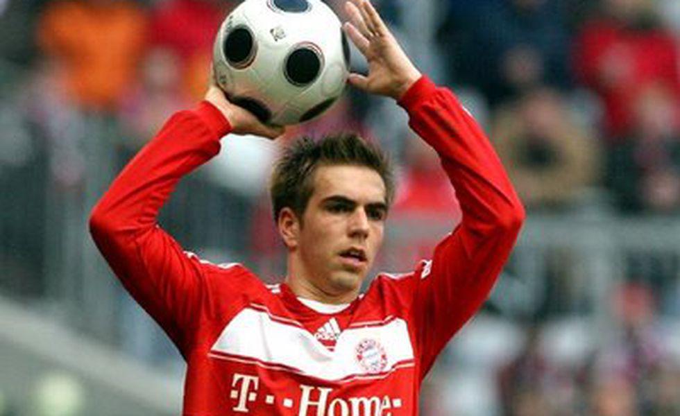 Bayern Munchen Philipp Lahm