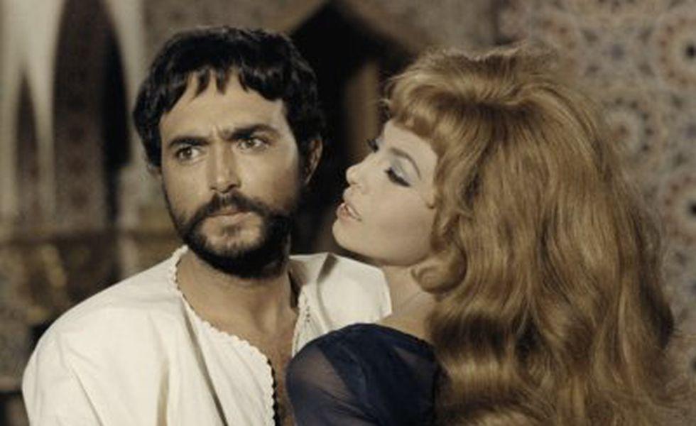 Angelica şi sultanul