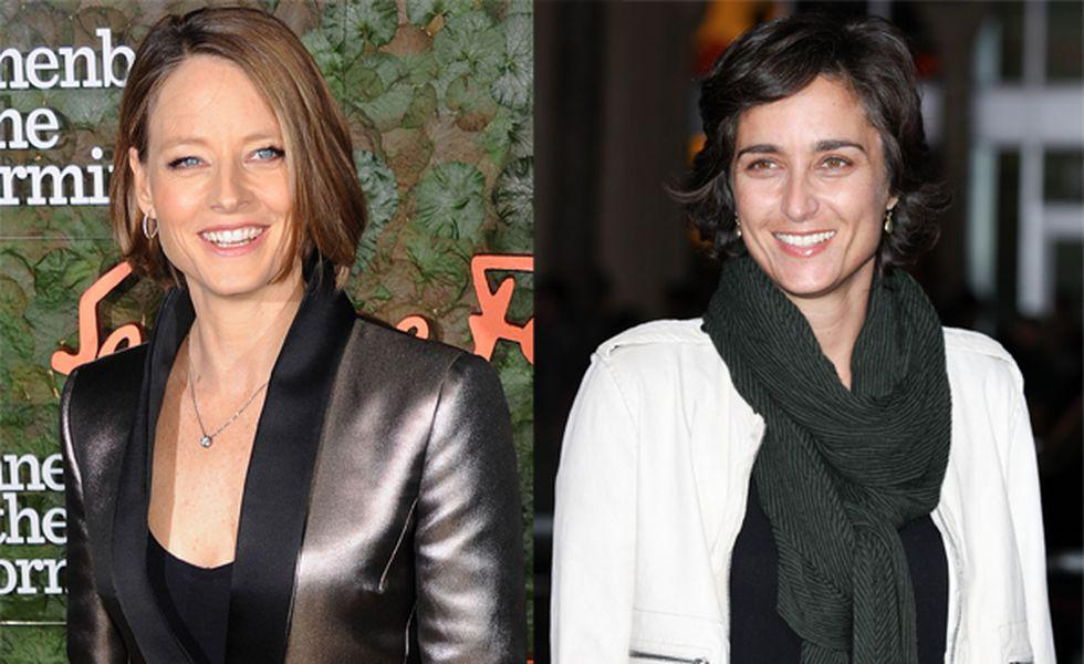 Jodie Foster Marries Girlfriend in Secret Wedding