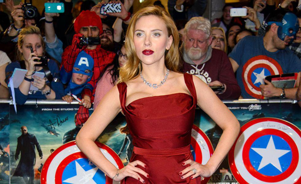 Premiere Captain America: The Winter Soldier in London