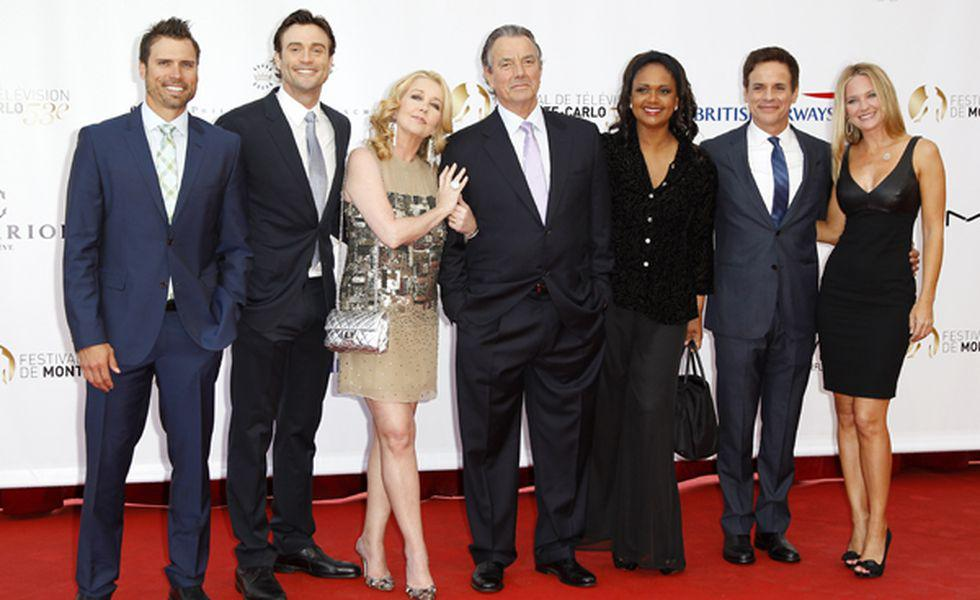 OPENING OF THE 53TH TELEVISION FILM FESTIVAL OF MONTE CARLO 2013