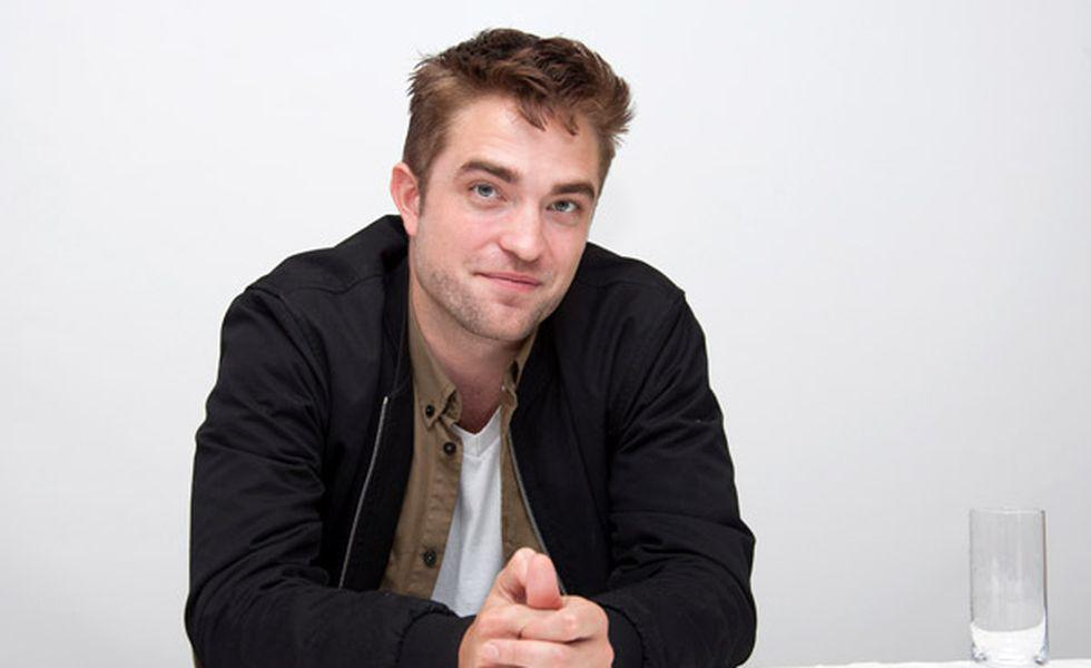Robert Pattinson At The Rover Junket   LA
