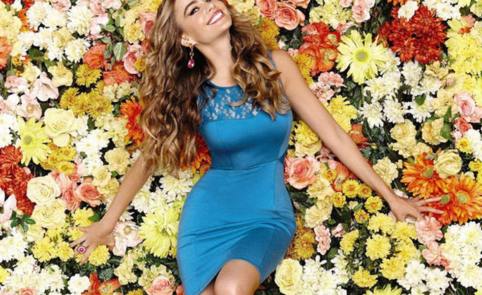 Sofia Vergara is the face for the new summer 2014 collection of K Mart