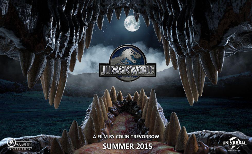 Jurassic world rumored jurassic world trailer description