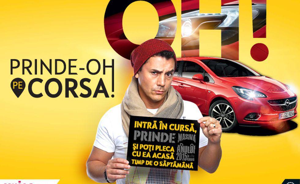 Prinde OH pe Corsa! Unica.ro şi Opel te invită la concurs!