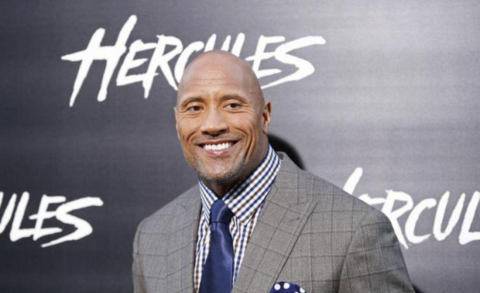 Dwayne rock johnson