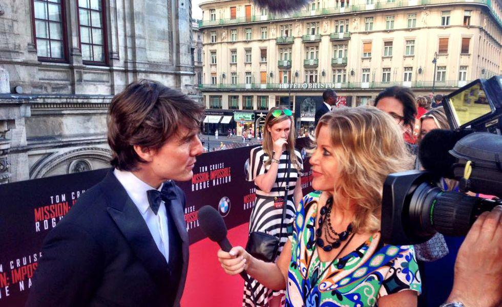 Mission Impossible Rogue Nation   premiera Viena   Tom Cruise