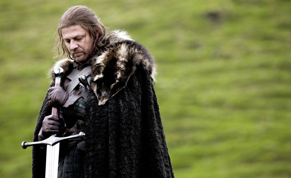 Ned Stark    Sean Bean