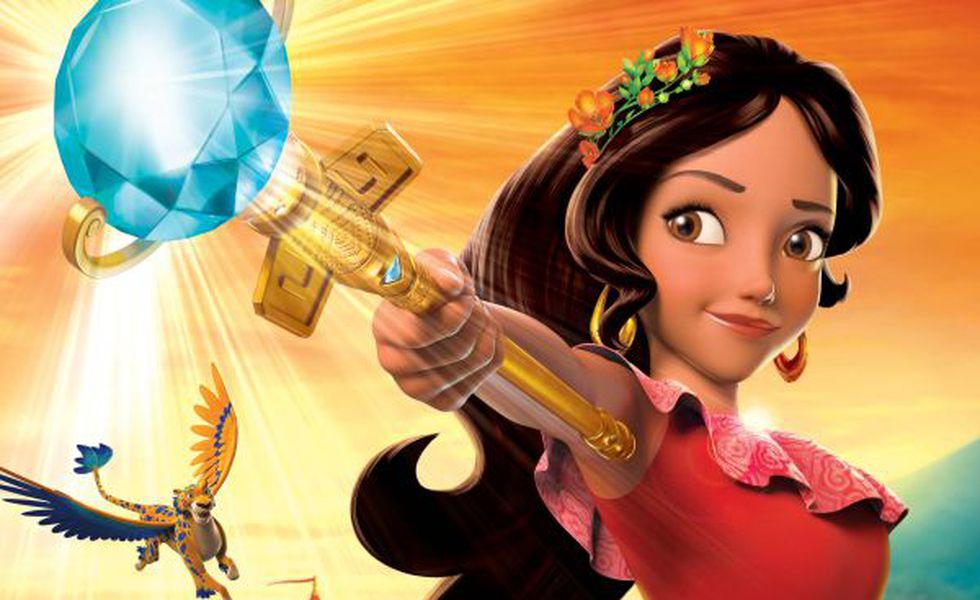 Disney elena din avalor
