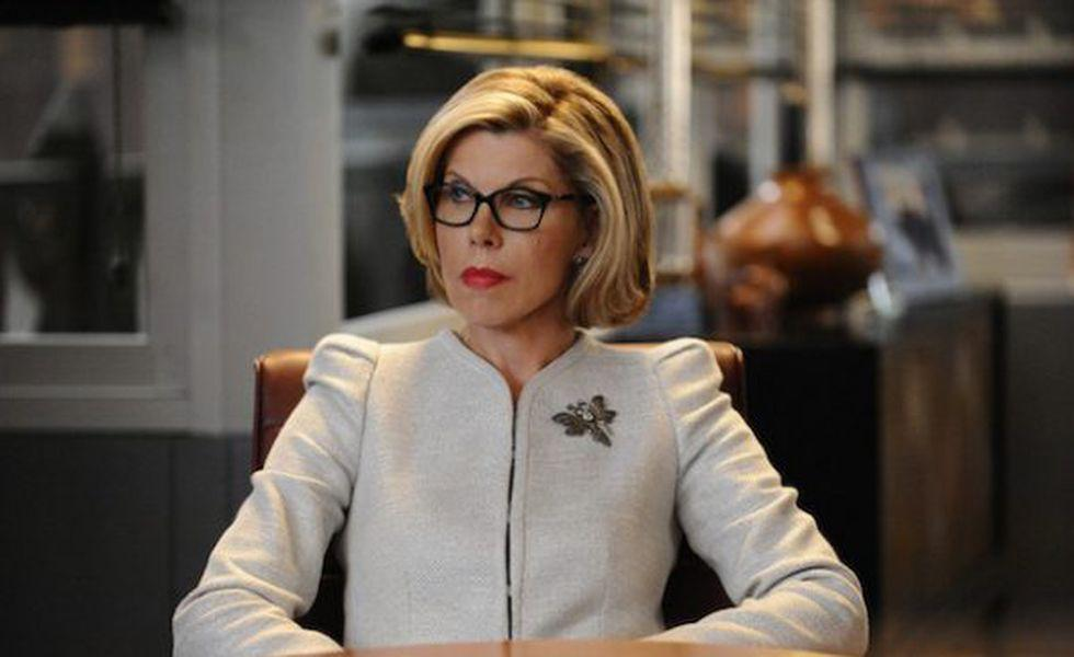 Good wife christine baranski