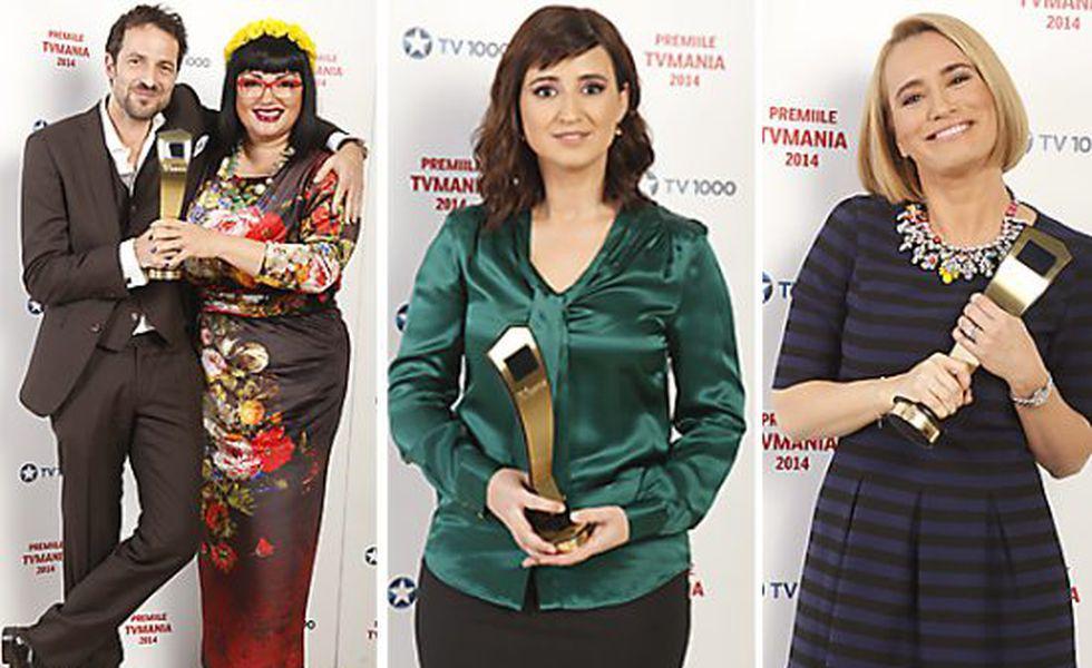 Premiile tvm 2016