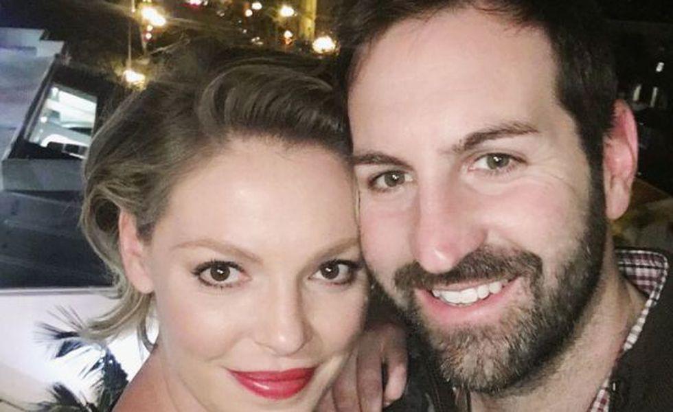 Katherine Heigl si Josh Kelley au devenit din nou parinti