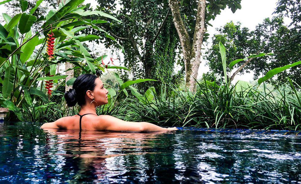 Corina Caragea e îndrăgostită de locurile exotice. Cum s a distrat în Bali (3)