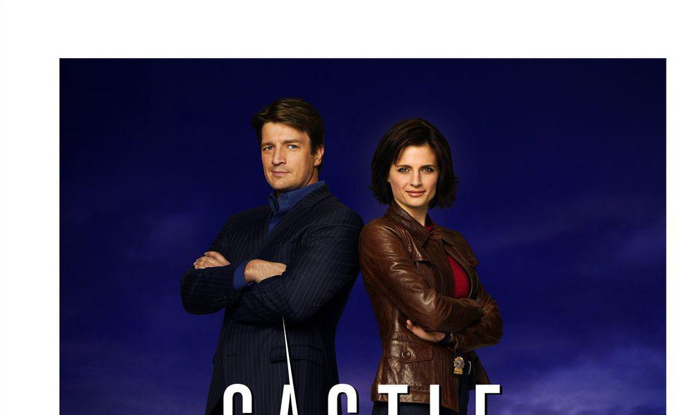 Castle Season1 Keyart