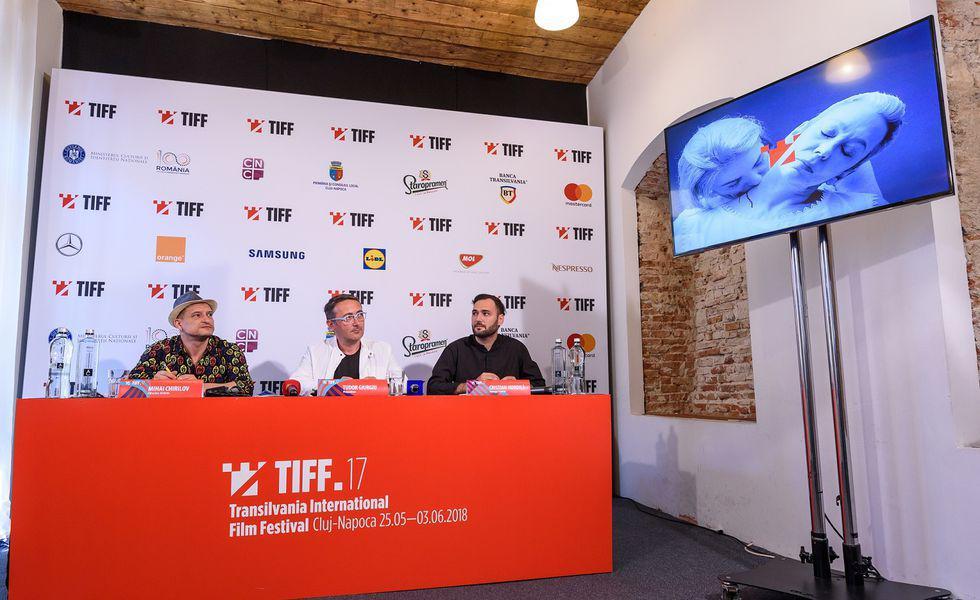 Conferinta de presa TIFF   08.05.2018   Foto Nicu Cherciu