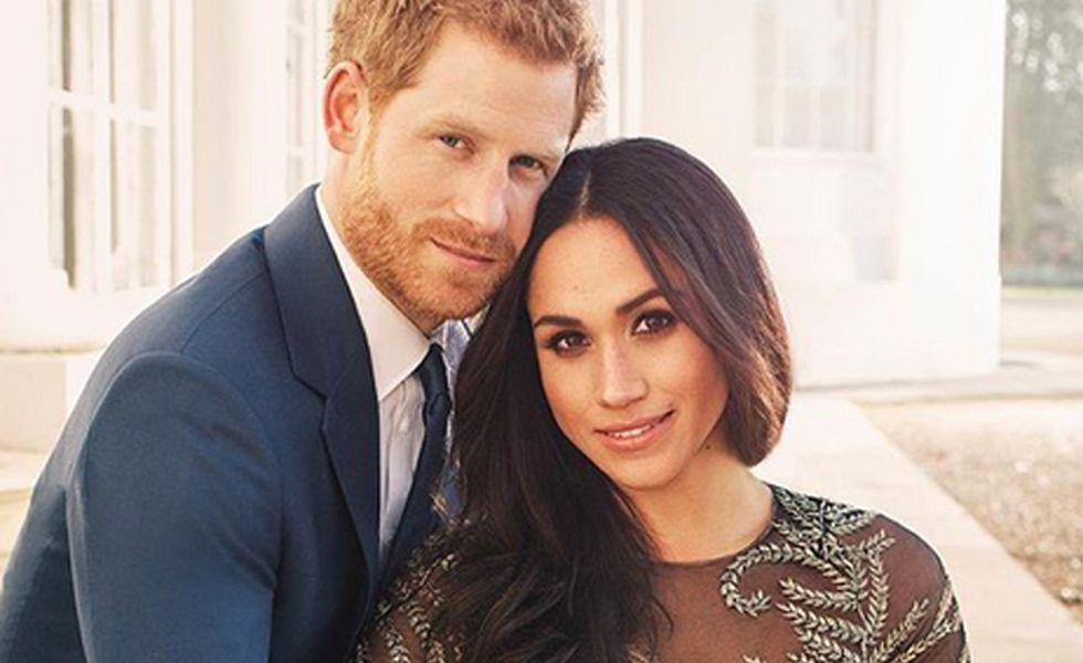 Prince Harry Meghan Markle Wedding Menu