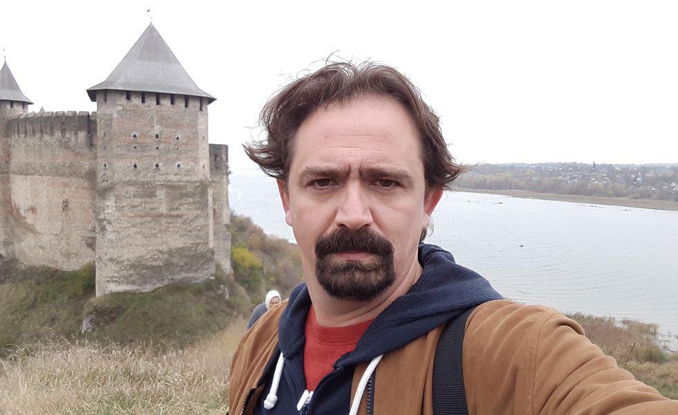 Igor Cobileanski la Hotin