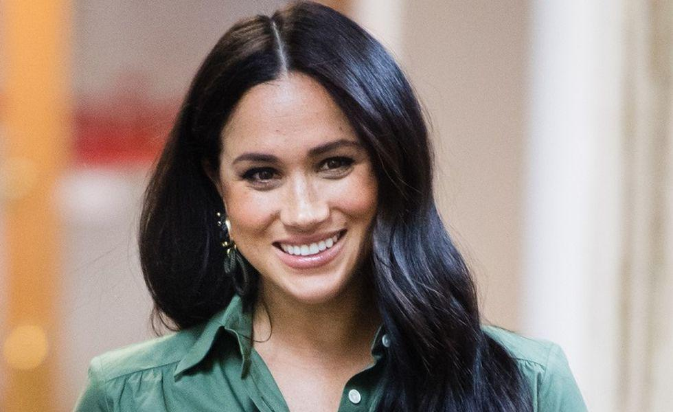 Prince Harry and Meghan´s Royal Tour of South Africa: Meghan visits Action Aid