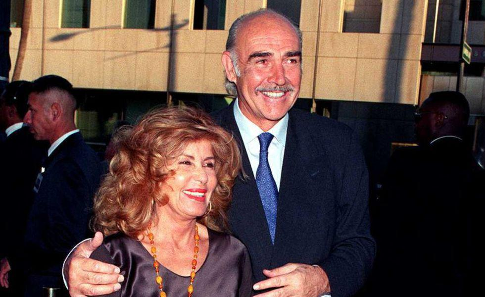 Sean connery and micheline roquebrune started off living on different continents 1604154059