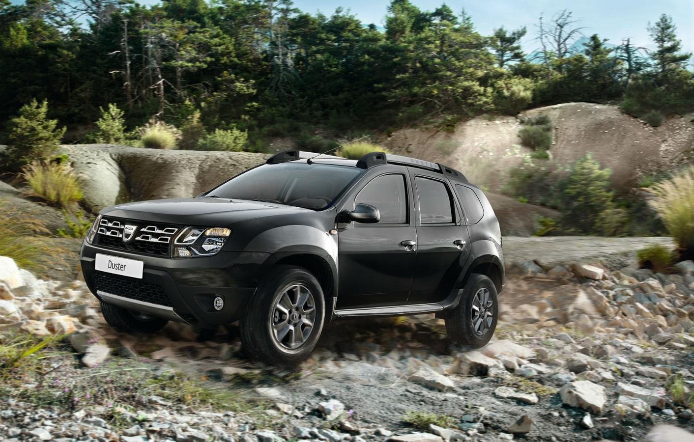 dacia duster 1 2 tce 4x4 3 auto bild. Black Bedroom Furniture Sets. Home Design Ideas