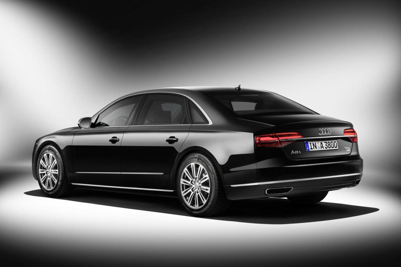 Audi A8 L Security 2 Auto Bild