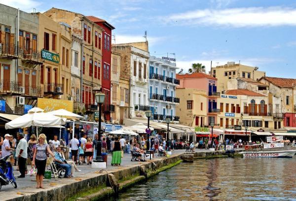 (P) Chania, unul dintre cele mai fotografiate orașe din Grecia