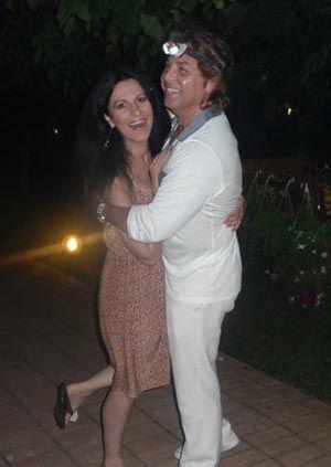 Angela Gheorghiu s-a impacat cu Roberto Alagna