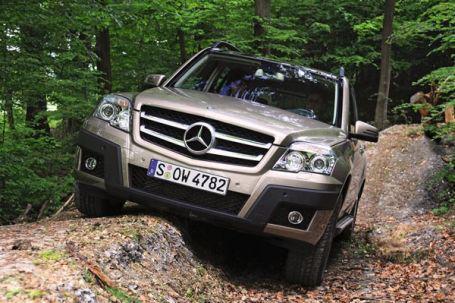 Mercedes GLK – Punctul pe G