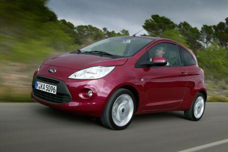 Ford Ka – Artificiu tehnic si de stil