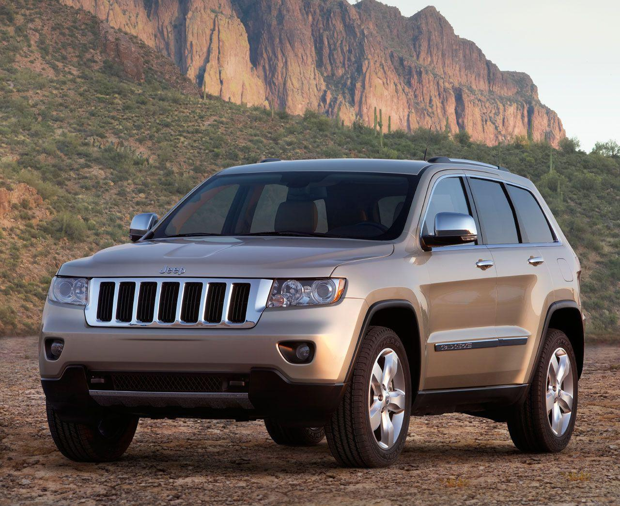 Jeep Grand Cherokee a intinerit