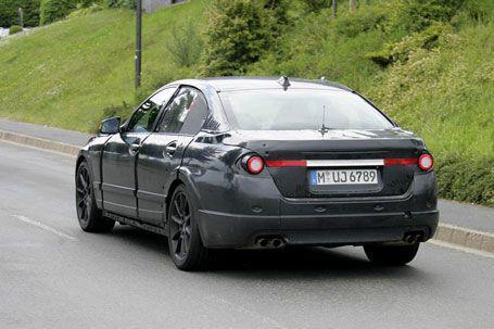 BMW Seria 5 2009