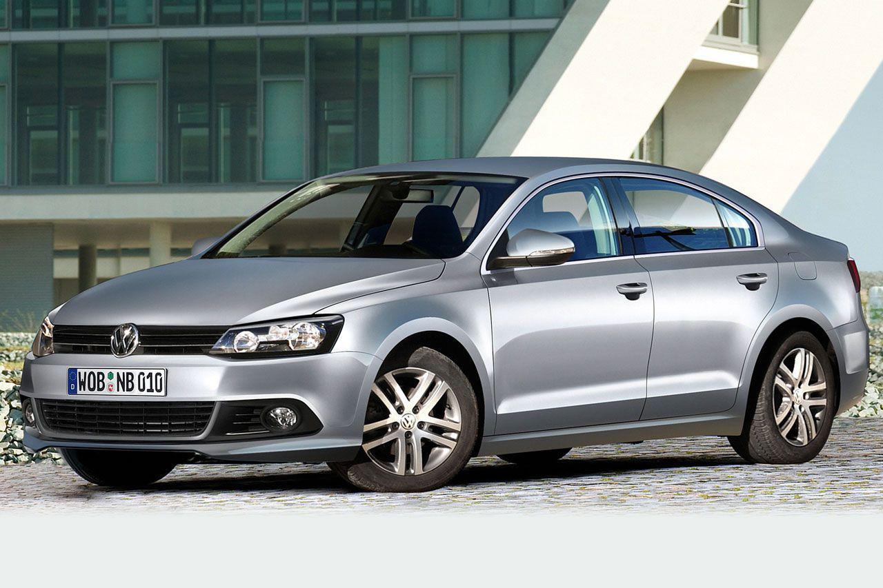 Volkswagen Jetta 2011 (ilustratii)