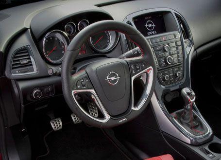 Productia lui Opel GTC a pornit!