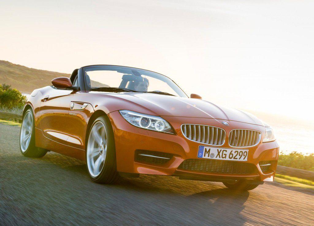 VIDEO – asa arata BMW Z4 facelift
