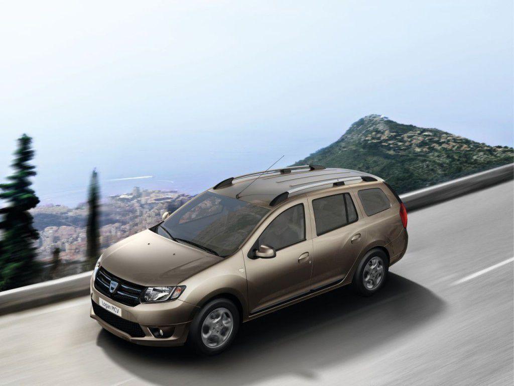 Premiera Geneva – Dacia Logan MCV