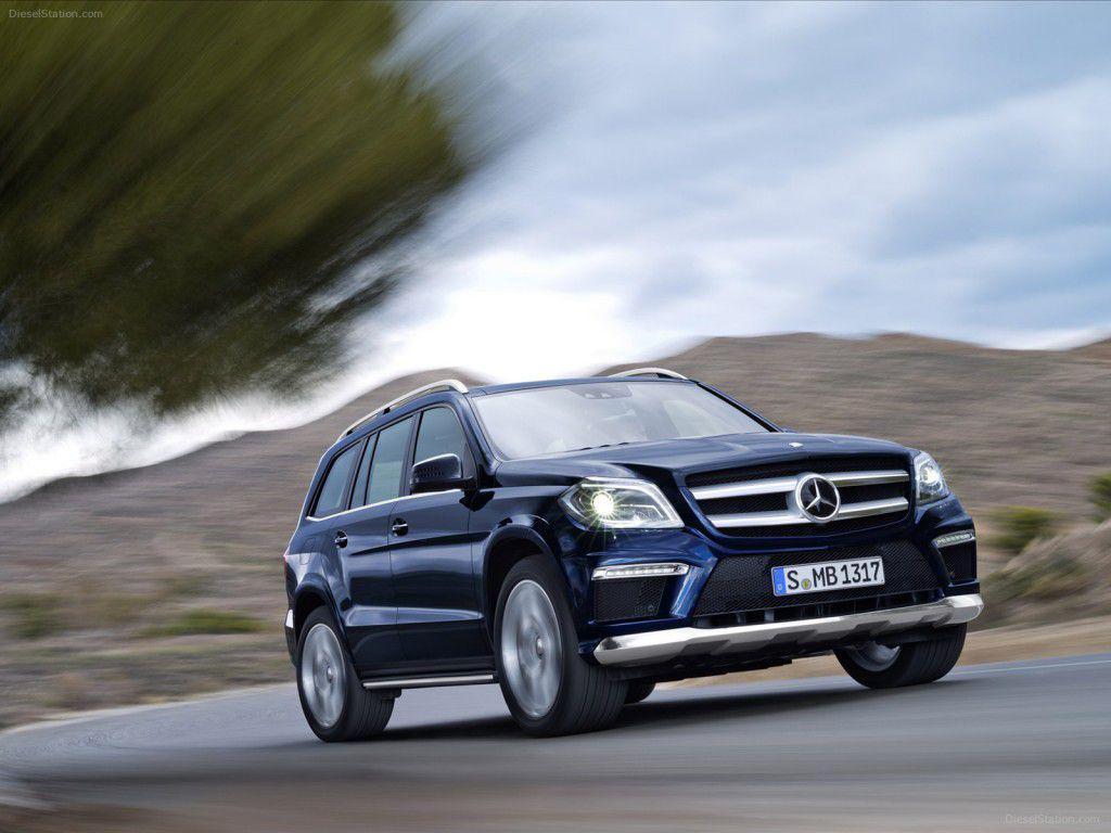 Primul suport motor de plastic din lume, pe noul Mercedes GL