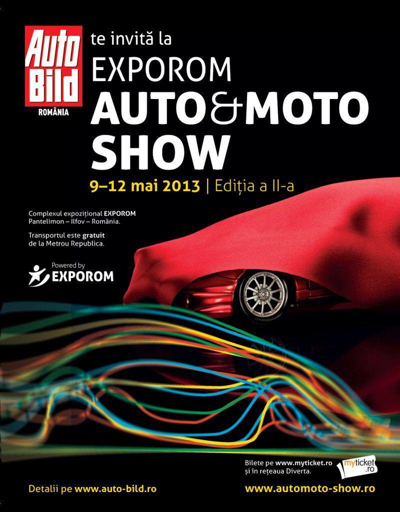 La EXPOROM Auto&Moto Show poti castiga un Hyundai i20