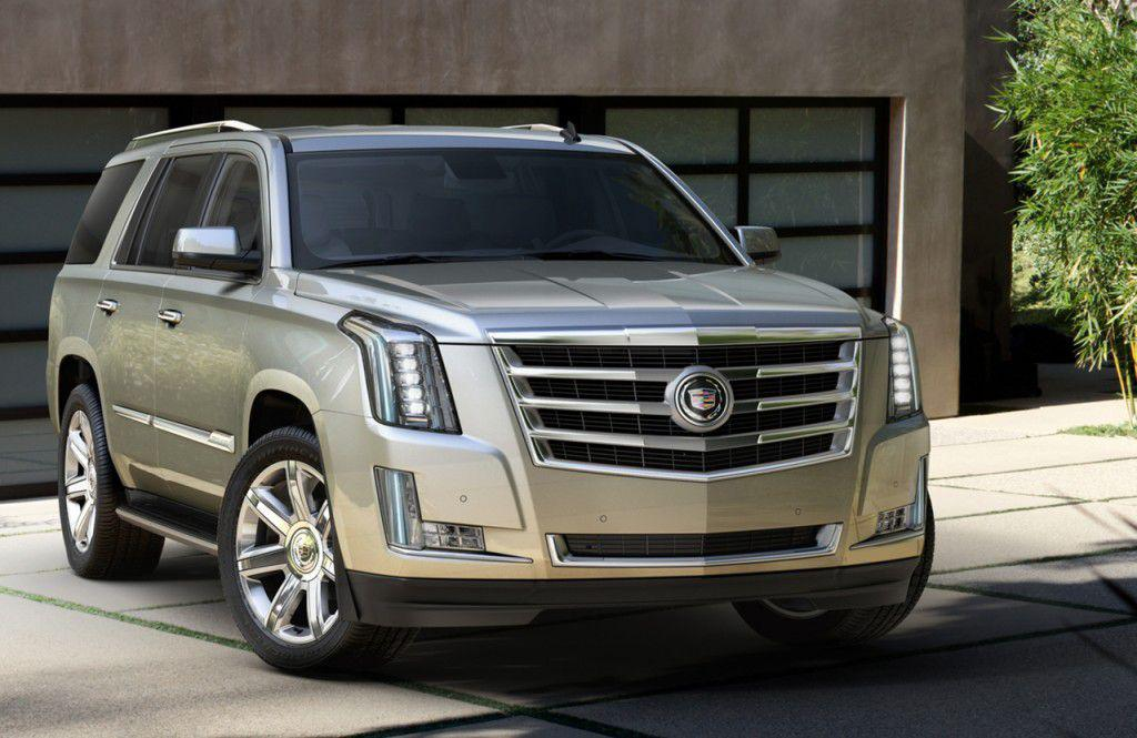 Los Angeles – Cadillac Escalade