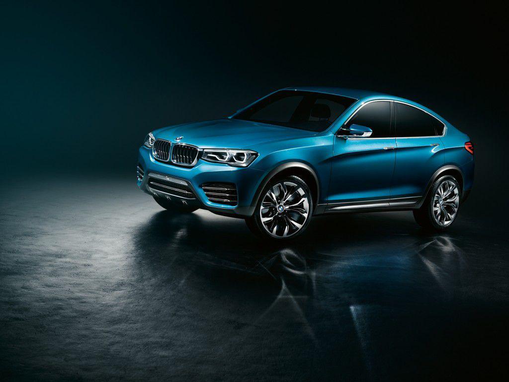 BMW la Saloanele auto de la Tokio si Los Angeles