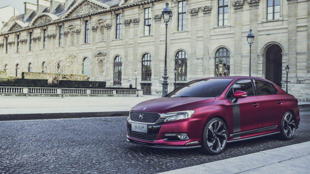 Citroën ataca direct Audi A3 Sedan prin conceptul DS 5LSR